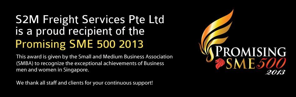 psme500 - SME award