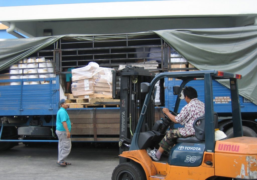 S2M Freight Services Pte Ltd Freight Forwarding to Warehouse Management