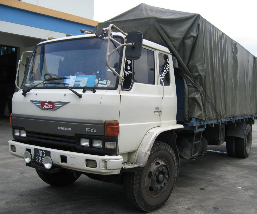 S2M Freight Services Pte Ltd Trucking Fleet Logistics Delivery