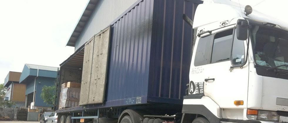 S2M Freight Services Pte Ltd Trucking Cargo Delivery