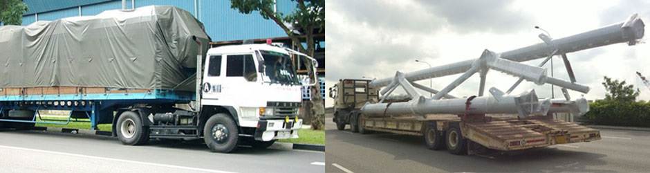 S2M Freight Services Pte Ltd Trucking for Large Caro Shipments