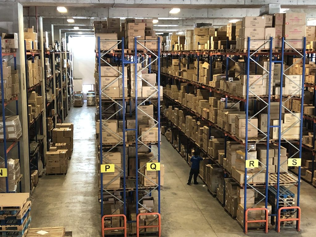 S2M Freight Warehouse Logistics Inventory Storage and Distribution